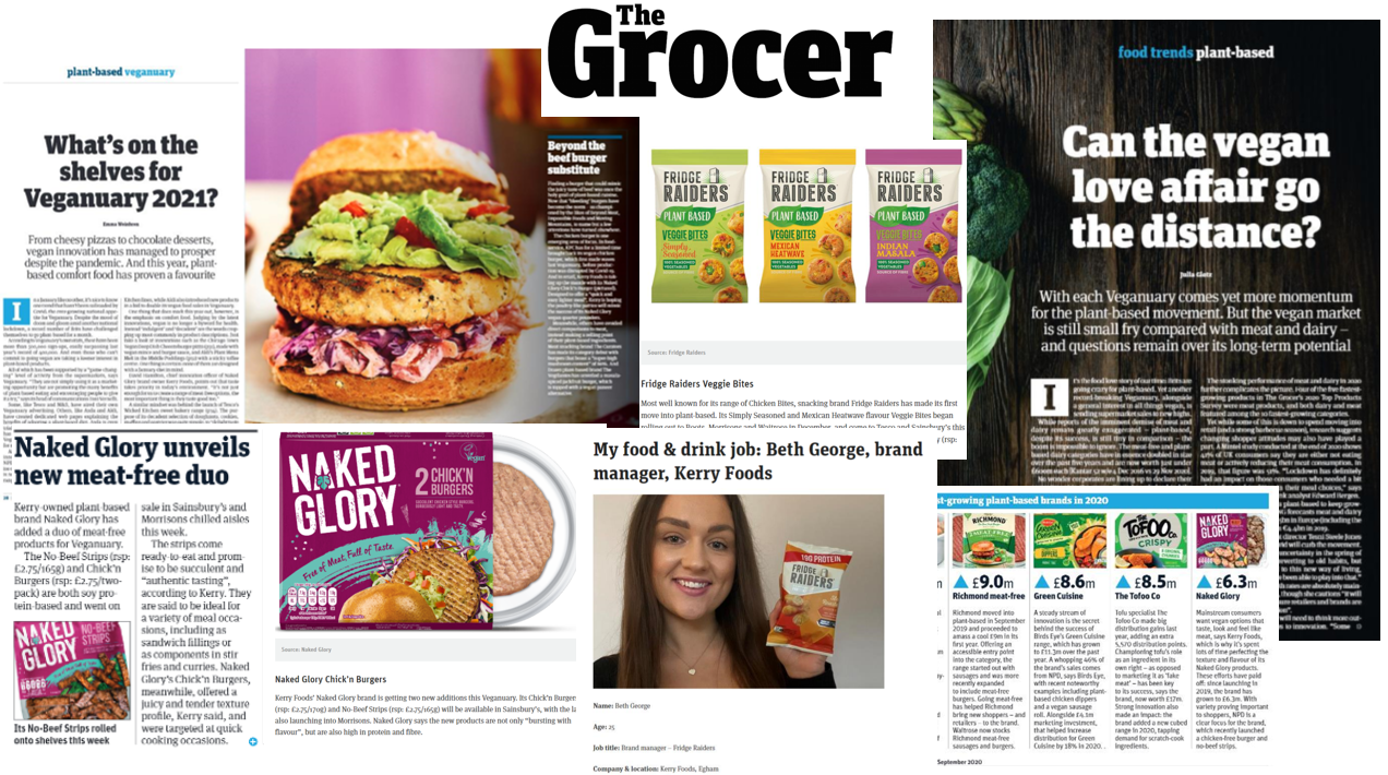 Kerry Foods The Grocer Coverage